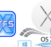 NTFS Write Support on Mac OS X for free