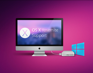 Write to NTFS Drives in OS X Yosemite / El Capitan