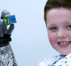 i-limb Quantum: Kid gets new life with new high tech bionic hand