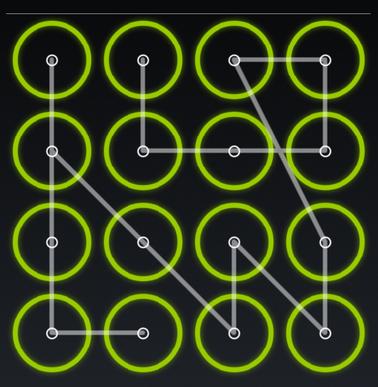 screen lock patterns