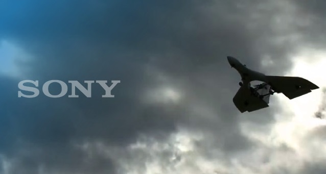Declining smartphone market compels Sony to launch drones by 2016