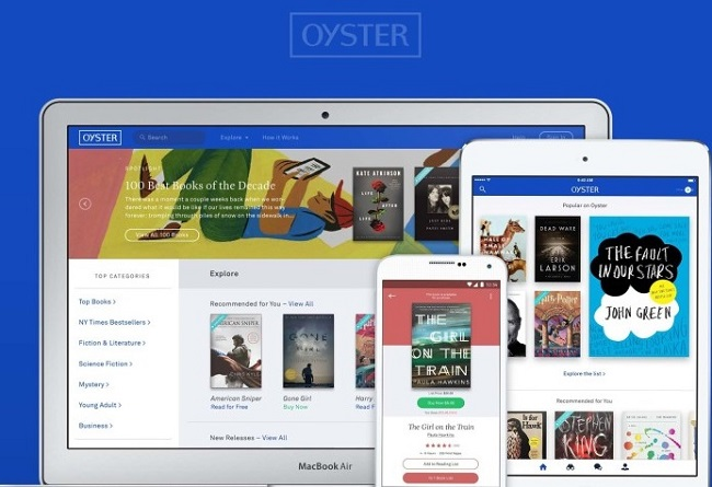 Oyster is shutting down and heading towards Google