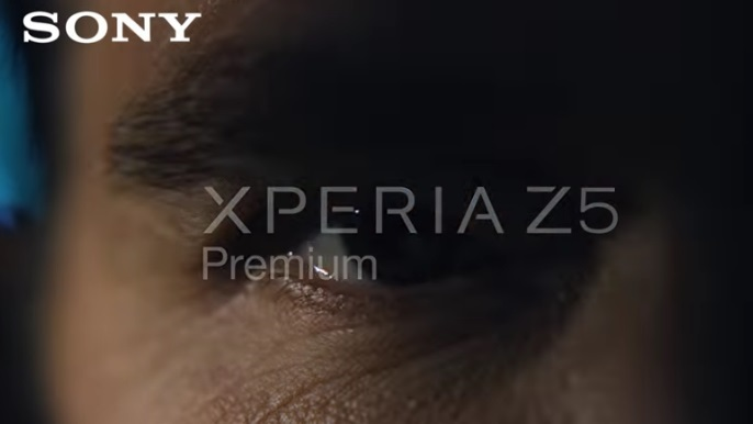 Sony introduces world's first 4K smartphone Xperia Z5 Premium