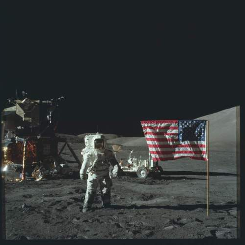 Thousands of Photos from NASA's Apollo Mission is published in Flickr