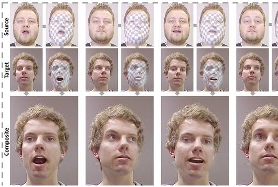 Someone's else expressions on your face? Real time facial Reenactment