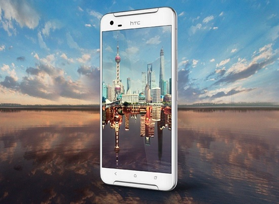 HTC One X9 announced in China