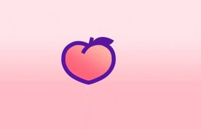 Did you use the Peach App? It's dead already!