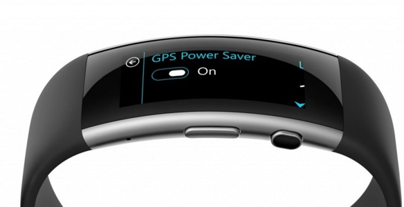 New updates for Microsoft Band 2: GPS Power Saver Mode and others