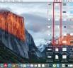 How to capture screenshots in OS X El Capitan?