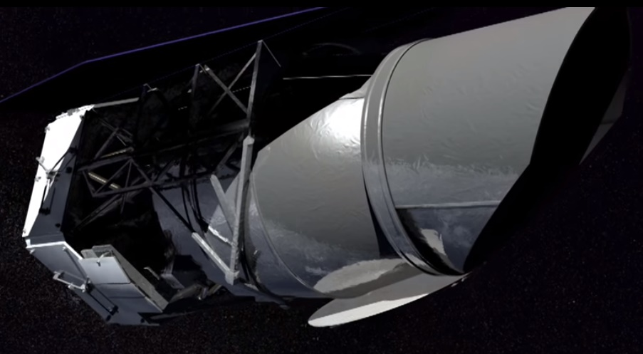 NASA introduces Wide Field Infrared Survey Telescope (WFIRST), 100 times larger than Hubble's Telescope