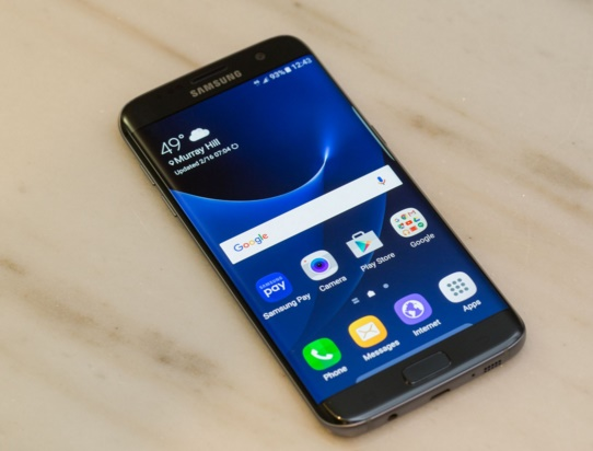 Samsung Galaxy S7 Smartphones Top Consumer Reports' Ratings