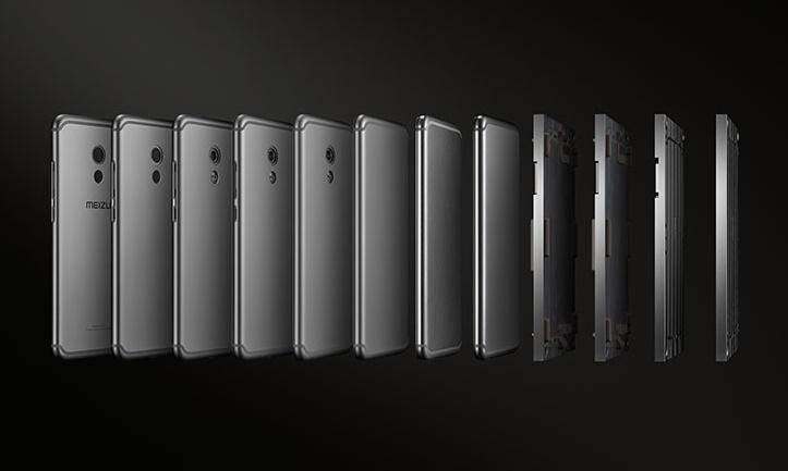 Meizu launches 10-core processor smartphone Pro 6