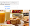Now get Get Food & Restaurant recommendations with Facebook Messenger