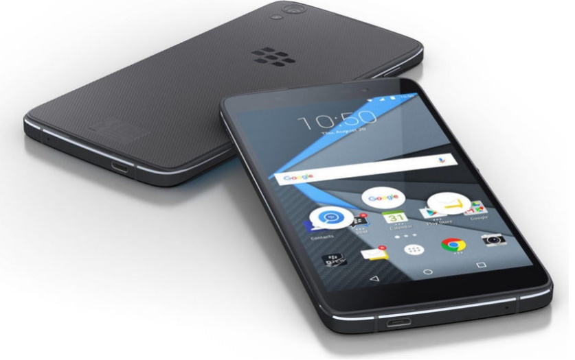 BlackBerry launches DTEK50 Android Smartphone