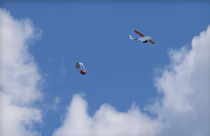 Zipline: Startup to deliver blood and medicine using drones