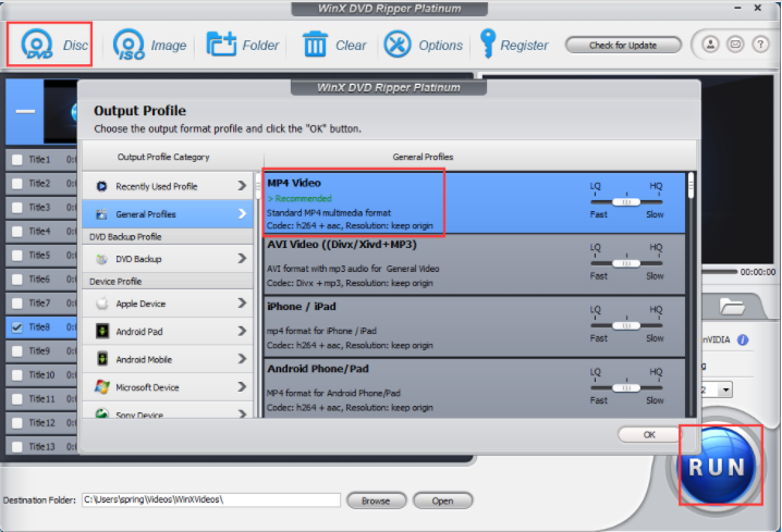Giveaway] WinX DVD Ripper Let You Rip DVD to MP4 in 5 Mins