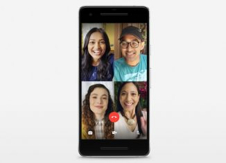 WhatsApp group video and voice calling