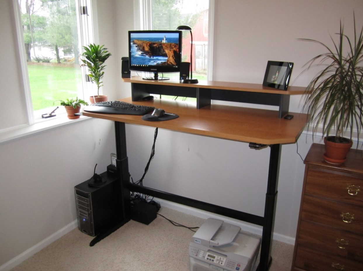 DIY table lift