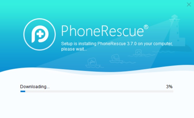 free phonerescue software