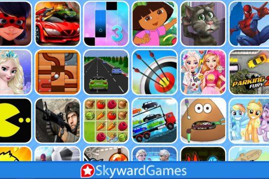 Skyward Games