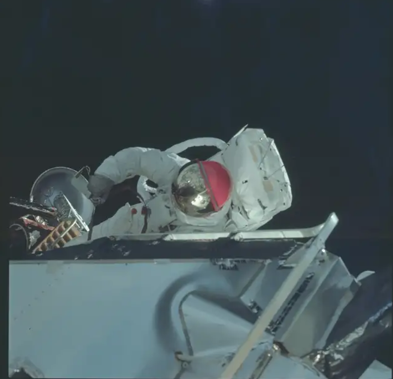 Image From Project Apollo Archive