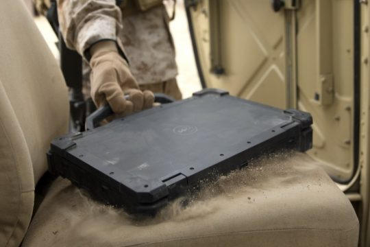 Dell rugged laptop