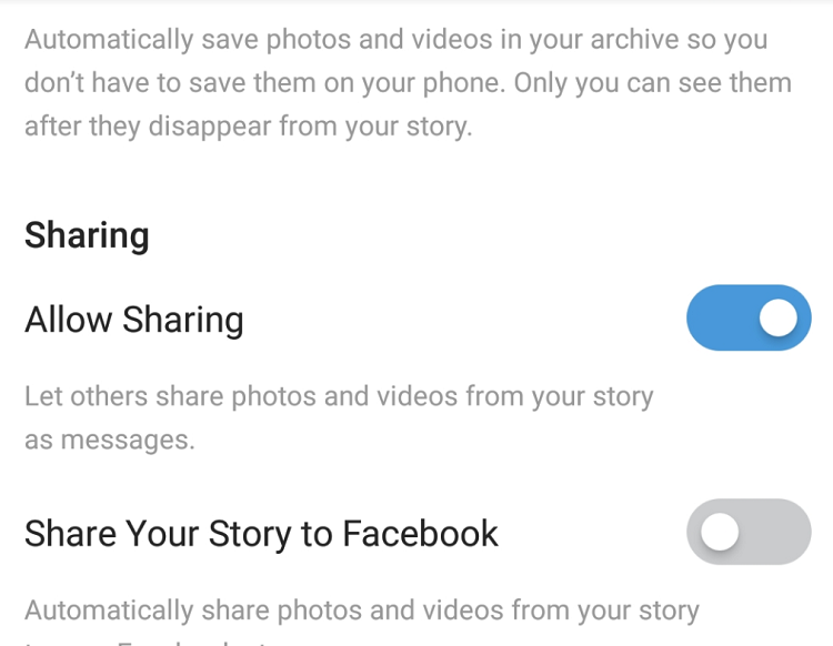 How To Stop Other From Sharing The Photos And Video Of