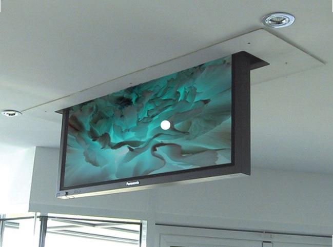 panasonic Drop Down TV Lift