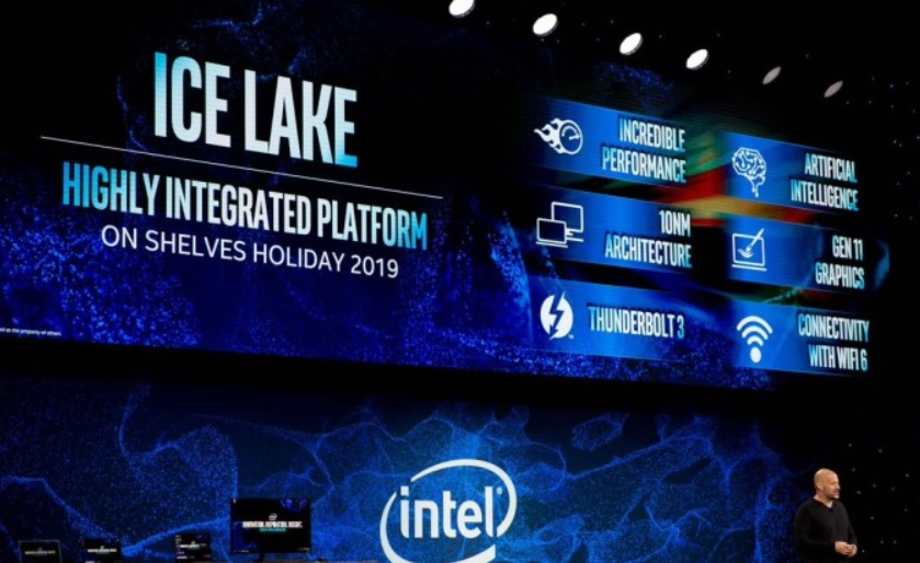 ice lake intel