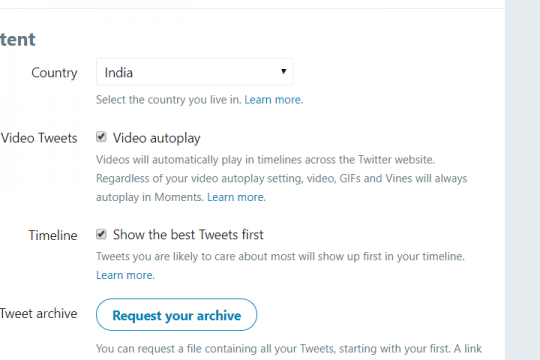settings privacy autoplay