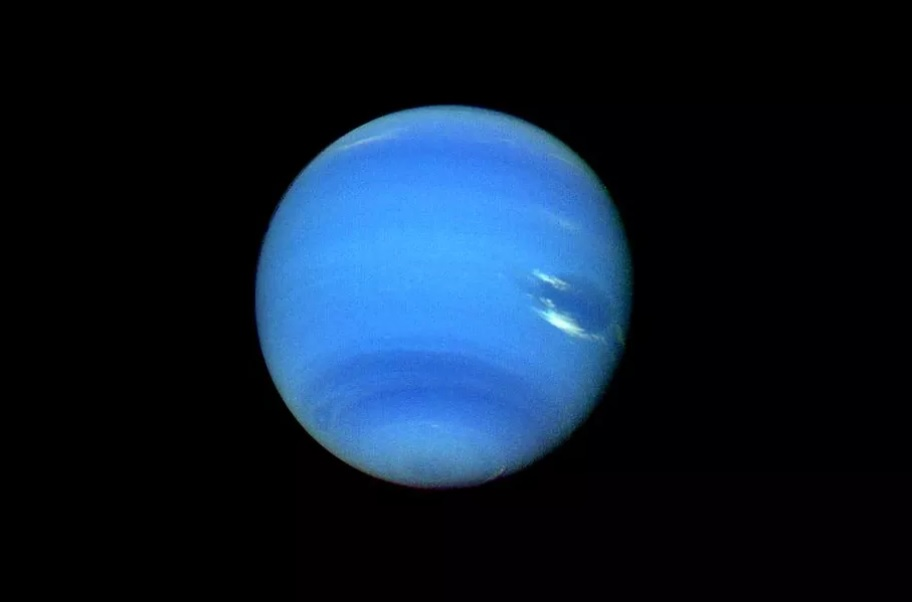 Neptune's New Satellite Discovered: A Surivor of Collision