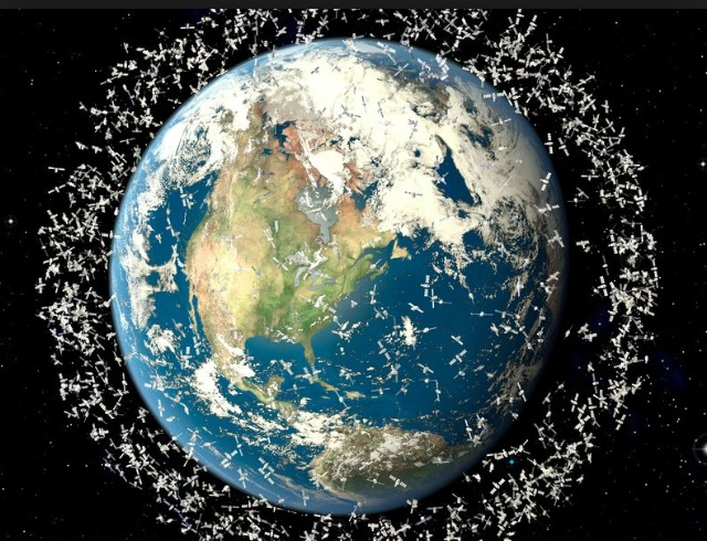 Space Junk And Space Debris