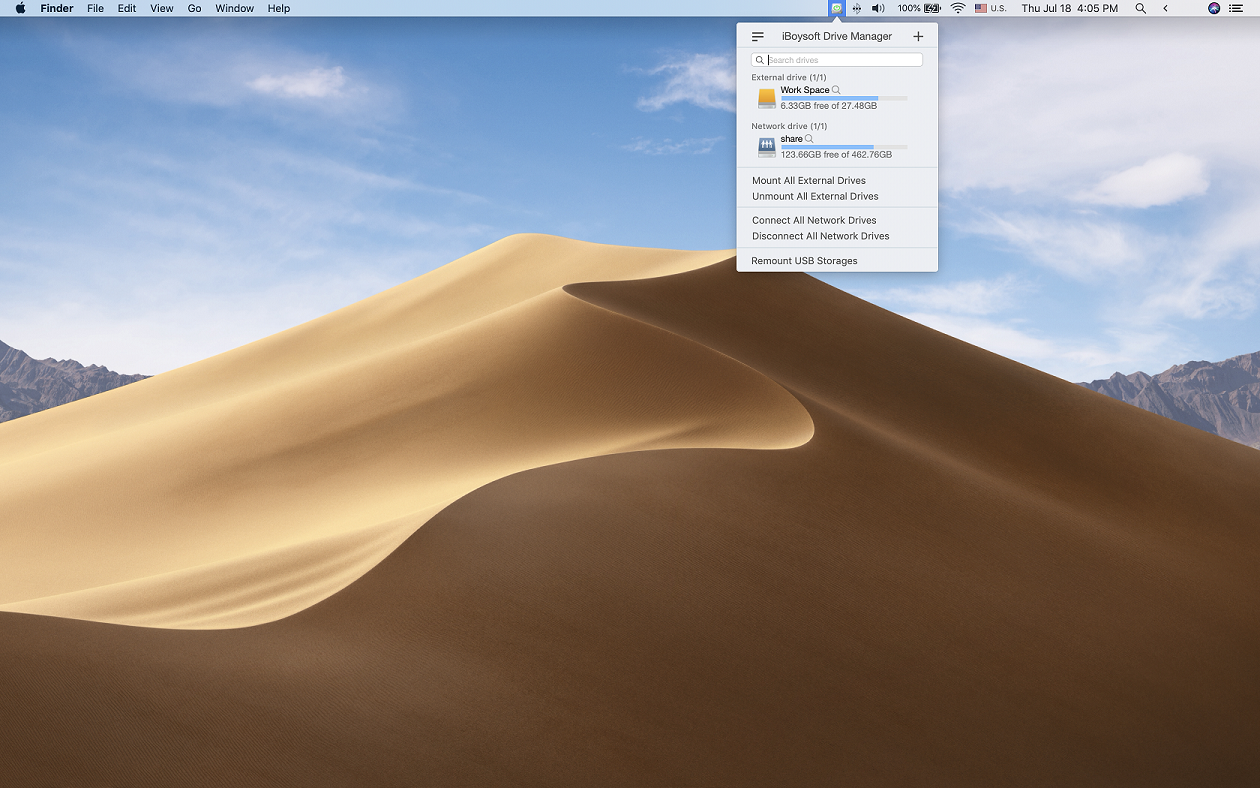 How to mount NTFS external drives on Mac/iMac/MacBook?