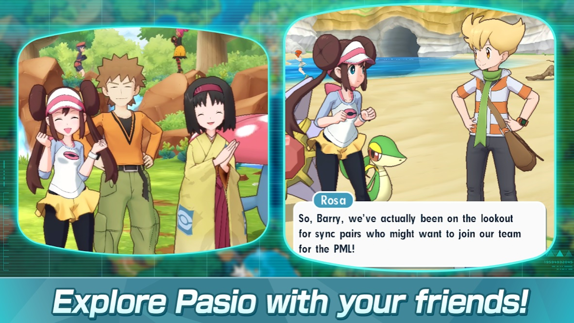 Pokémon Masters Game Launches For Both Android and iOS