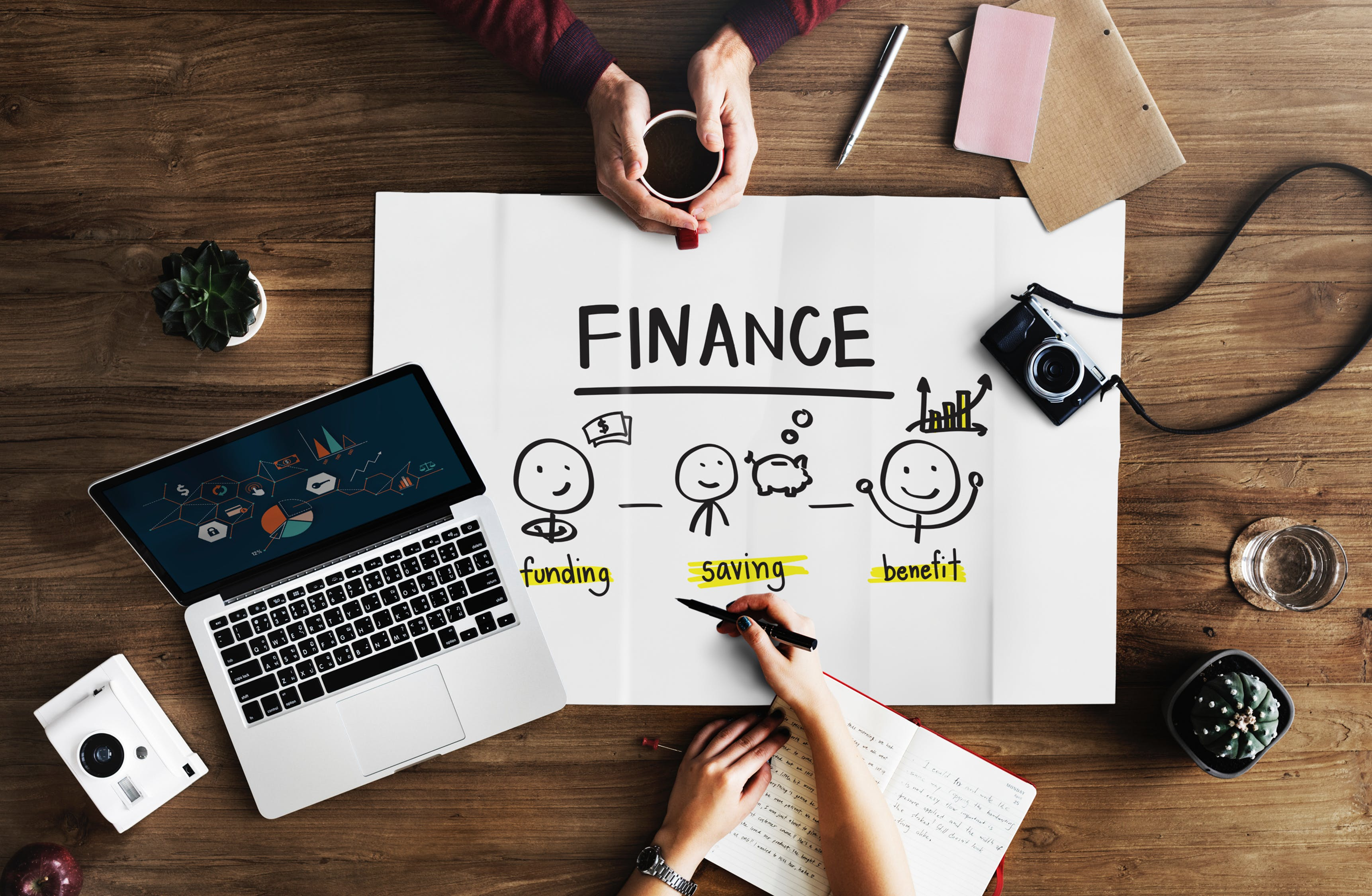 Personal Finance More Accessible and Dynamic