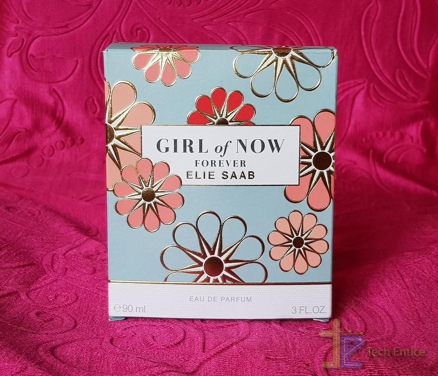 Elie Saab Girl Of Now Forever Eau De Parfum Review