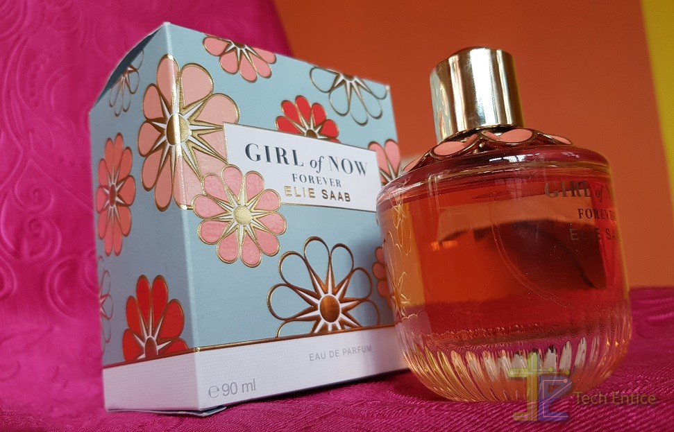 Elie Saab Girl Of Now Forever Eau De Parfum Review