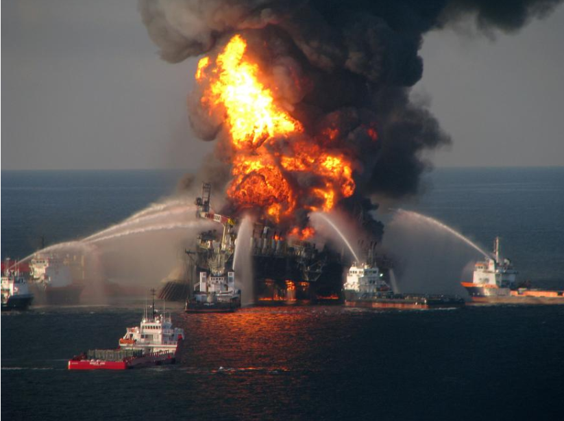10 Years After The Deep Horizon Oil Spill: The Earth Is Still Bleeding