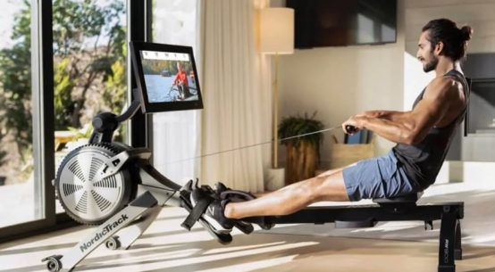 NordicTrack RW Rower Launch New Workout Streaming Technology