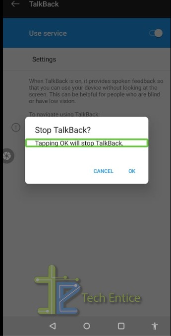 How To Use 'Google TalkBack' Facility On Android Device?