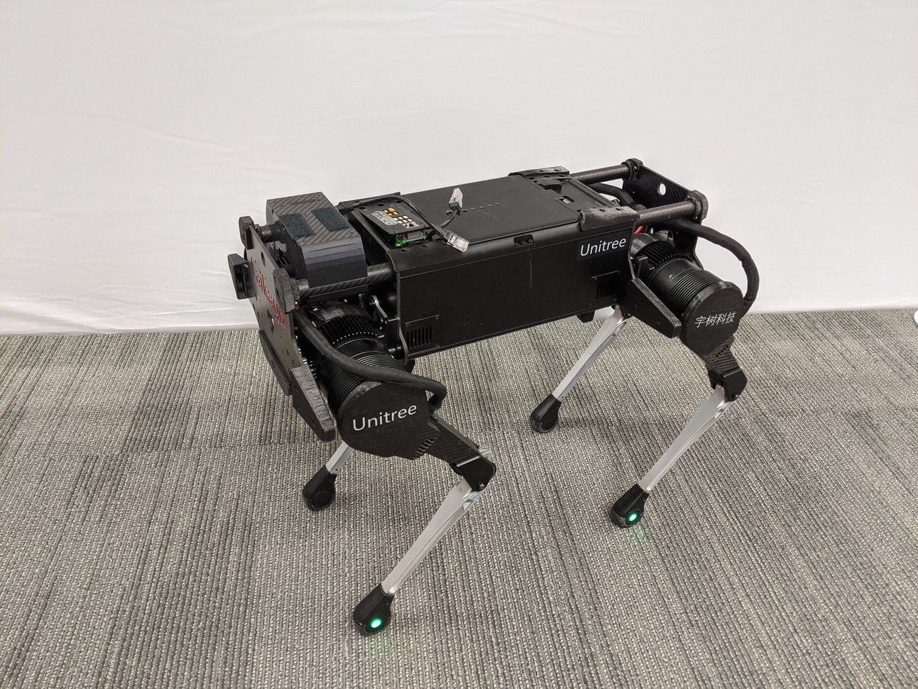 Google's AI Robot Dog Learns New Tricks
