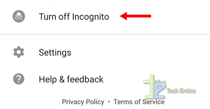 How To Turn On Incognito Mode In YouTube App For Android?