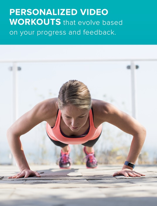 Fitbit Coach Top 10 Workout Apps