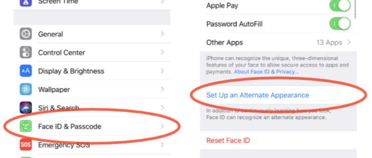 How To Set Up Face ID On iPhone When Wearing A Mask?