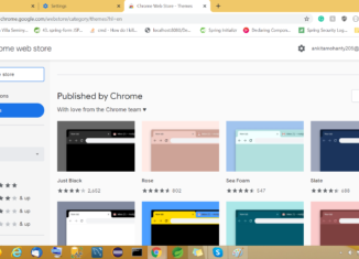 How To Change The Background Image Of Your Chrome Browser