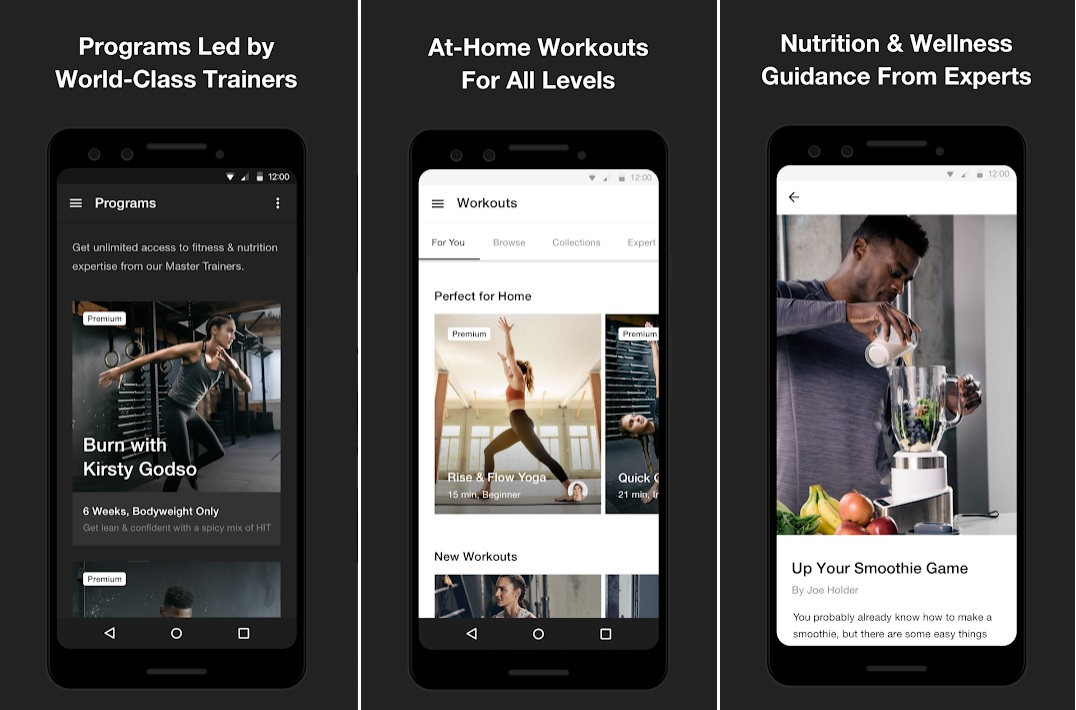 Top 10 Workout Apps Nike