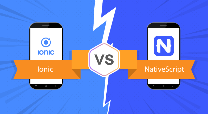 Ionic Vs React Native: Which One The Best For Mobile App Developers?