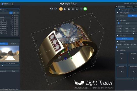 lightracer 3D