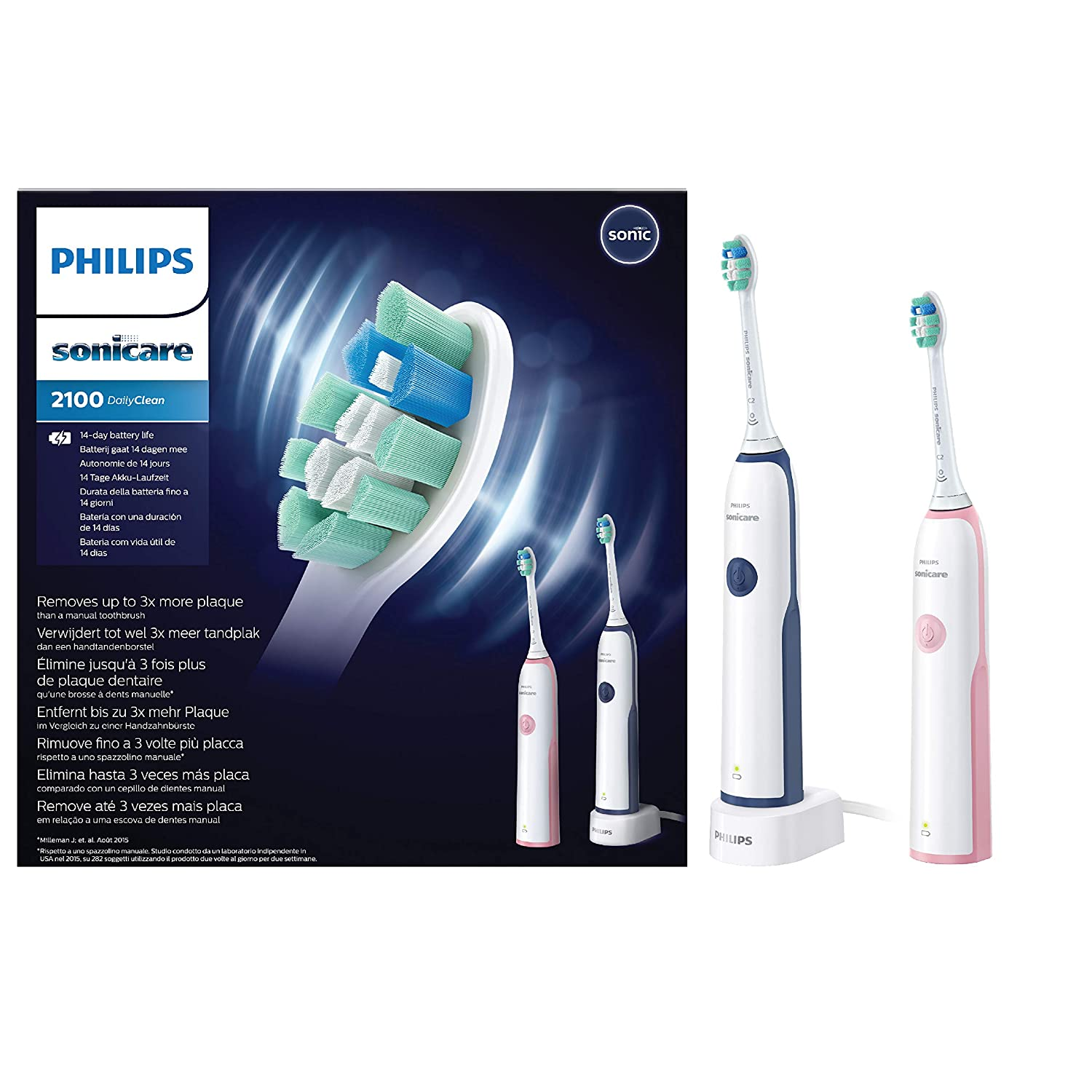 philips electric brush
