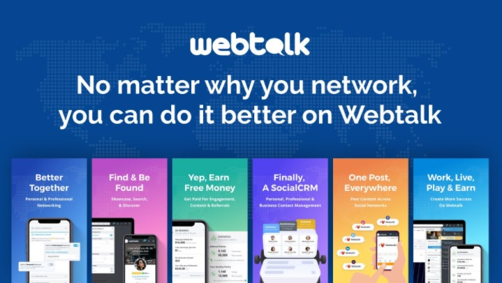 What Is Webtalk?